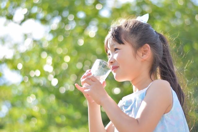 ピロリ菌 から水を守る